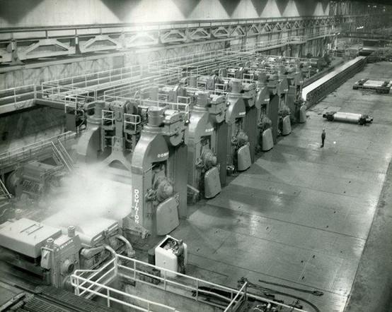 History | Algoma Steel Inc